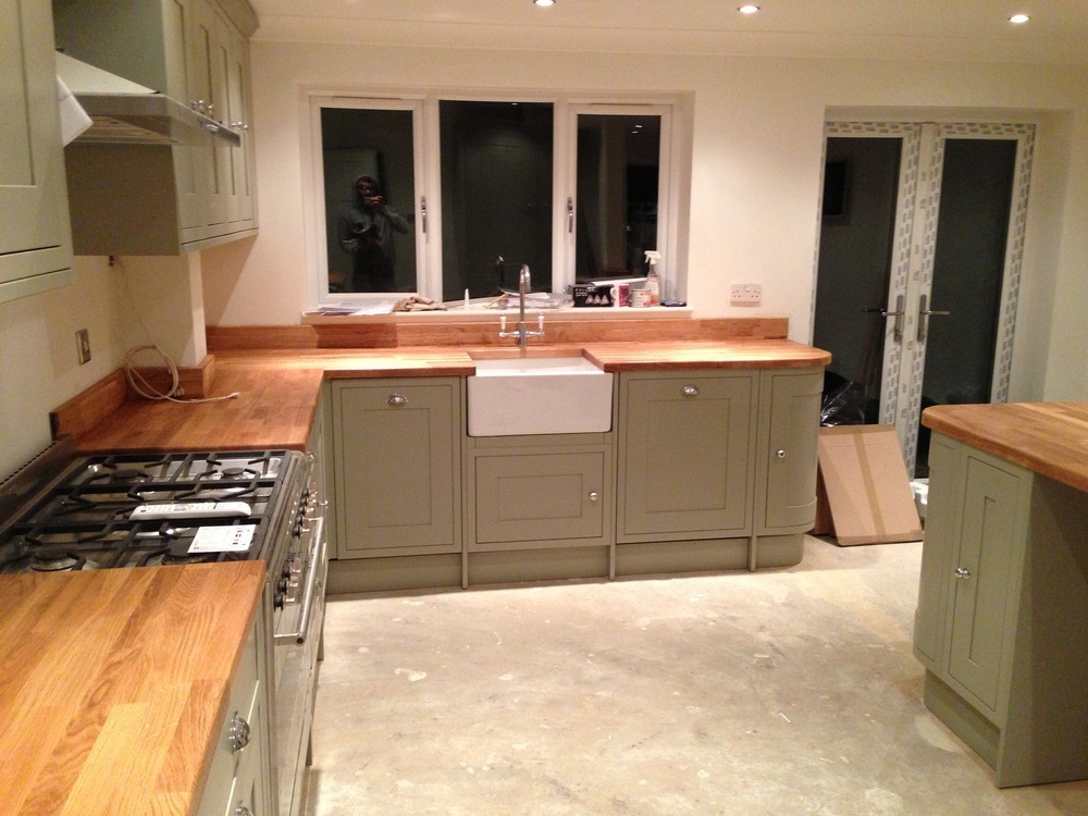 Kitchen refurbishment chelsea doors and windows ltd for Kitchen refurbishment ideas